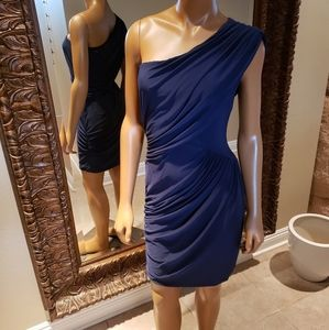 Soprano Navy blue cocktail dress